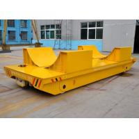 Hydraulic lifting metal industry apply coil transfer cart for steel pipes or cylinder materials