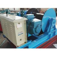 Electric cable electric winch 4 ton for construction building