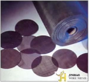 China Black Iron Woven Cloth (JH-010) factory
