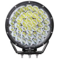 China magnetic led work lights round driving lamp 4x4, SUV,Jeep,Truck HCW-L148273 148W factory