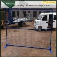 China Removable Canada Temporary Fence Panels For Construction Sites / Private Place on sale