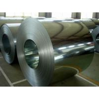 Buy cheap 0.14-1.0mm Galvanized Sheet Coil With Cold Rolled For Industrial Freezers from Wholesalers