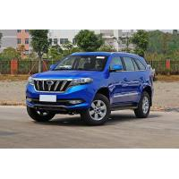 Quality Strong Luxury SUV Cars 1.9T Diesel 5MT Rear Wheel Drive Knocked Down Kits For for sale