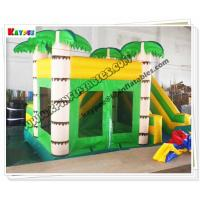 Inflatable Palm tree bouncer,inflatable jumper for kid