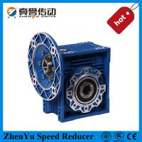 Miniature Worm Gear Gearbox Speed Reducer For Petrochemical Industrial