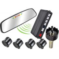Buy cheap 22mm Sensor Head Ultrasonic Parking Sensor Kit , Backup Parking Sensor System DC12V Voltage from Wholesalers