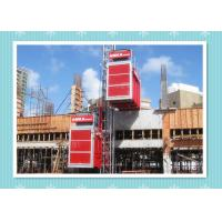 Buy cheap Bridge Construction Lift Passenger Hoist and Material Lift Elevator For Building from Wholesalers