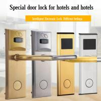 Buy cheap Smart IC Card Induction Door Lock Hotel / Rental Room / Apartment Use from Wholesalers