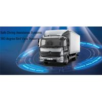Buy cheap All around view Lorry Cameras parking system For Benz Atego With 4 Wide Angle Cameras, Bird View System from Wholesalers