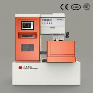 China Medium speed CNC wire cutting EDM machine -DK7750CB factory