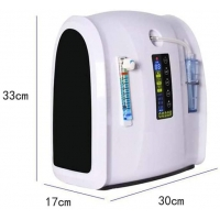 China 105W Lightweight Portable Continuous Oxygen Concentrator factory