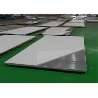 China Hot Rolled  Rectangle 409L Polished SS304 Stainless Steel Plate factory