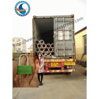 5800mm Length Well Casing Screen , Industrial Water Well Sand Screen