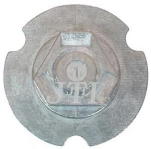 China Best Quality Zinc Automotive Windshield Mirror Brackets / Mirror base for BMW & Landrover factory