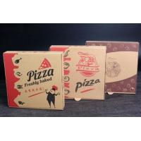 China custom cardboard 12 inch reusable frozen pizza box,Cheap Custom offset printing corrugated pizza box wholesale bagease factory