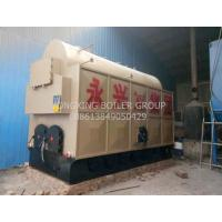Buy cheap Industrial Steam Generator Furnace Q345R Steel Plate Material Furnace High Efficiency from Wholesalers
