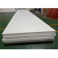 China greywhite EPS  sandwich wall panel 1150 x 50x 0.326 mm for prefaricated house factory