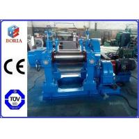 Buy cheap Long Service Life Rubber Processing Equipment 1200mm Roller Working Length from Wholesalers