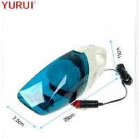 China 35w 12v Dc Mini Handheld Hoover For Car Cleaning factory