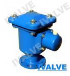Double Orifice Air Vallve