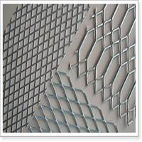 Buy cheap Expanded Metal Mesh    Expanded Galvanized Mesh    Expanded Stainless steel mesh from Wholesalers