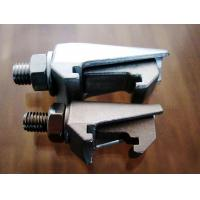 China Double Claw Clamp Vacuum Spare Parts Silica Sol Precision Casting Sandblasting And CNC Machine factory