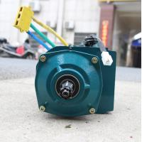 China 60V 1000W Electric Car Motor Parts , Permanent Magnet DC Motor on sale