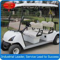 Buy cheap 4 +2 seater gas golf cart from ChinaCoal machinery from Wholesalers