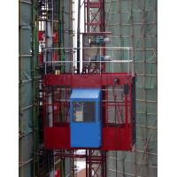 China SC100/200 series frequency conversion construction elevator lift export factory