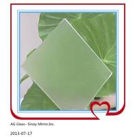 China Electronic 4mm AG Glass / Smartphone Touch Screen Glass 1925mm * 1115mm factory