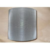 Buy cheap Matted Reversed Anti Abrasive SS Wire Mesh Filter ,  Stainless Steel Woven Wire Mesh/dutch weave mesh belt from Wholesalers