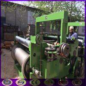China Stainless steel Wire Mesh Weaving Machine Price factory
