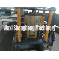 China High Strength Purlin Metal Sheet Roll Forming Machine Low Noise on sale