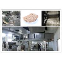 Buy cheap Ss Corn Flour Fresh Noodle Making Machine / Production Line In 75kw from Wholesalers