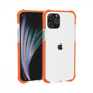 China Orange PMMA 5.4 Inch Cell Phone Protective Covers factory