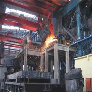 China OEM Mixer boiler Furnace Below 900 Tons Forging And Casting factory