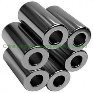 China Neodymium High Power Ring Magnet factory