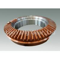 Buy cheap Mining Machinery Straight Bevel Ring Gear Wheel with High Performance from Wholesalers