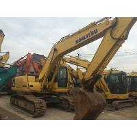 Buy cheap 95% UC Used Komatsu Pc200 Excavator 20 Ton Weight With 5 Years Warranty from Wholesalers