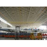 Buy cheap Safety Prefab Stainless Metal Hangar Buildings Airport Hangar Construction from Wholesalers