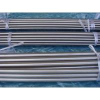 Buy cheap good delivery pure ASTM B348 pure Titanium bars for sale from Wholesalers