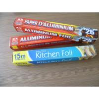 Buy cheap Microwavable Food Grade Aluminum Foil High Purity  For Fast Food / Food Storage from Wholesalers