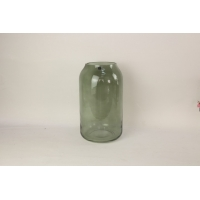 China OEM Handmade Glass Vase For Decor factory
