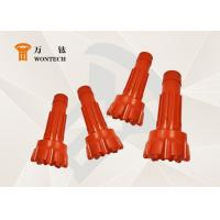 China High Grade Steel Air Drill Hammers And Bits For Rock Blasting / Geothermal Well factory