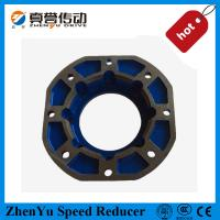 Buy cheap Manual Ceramic Worm Gear Gearbox , Shaft Mounted Gearbox Speed Reducer from Wholesalers