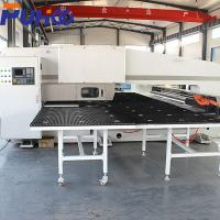 Buy cheap AMD-357 Mechanical Metal Punch Press Machine High Speed For Electric Control Cabinet Panels from Wholesalers