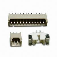 China 1.25mm Center Wafer Assembly SMD Type with Phosphor Bronze Contact factory