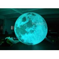 China Giant Inflatable Lighting Decoration With Colorful LED Blub CE EN71 EN14960 factory