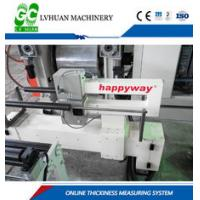 Buy cheap 3 Phase Bopp Tape Slitting Machine Tension Controller Manual Break Compact from Wholesalers