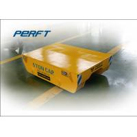 Buy cheap Cable Reel Power Motorized Transfer Trolley , Custom Material Handling Carts from Wholesalers